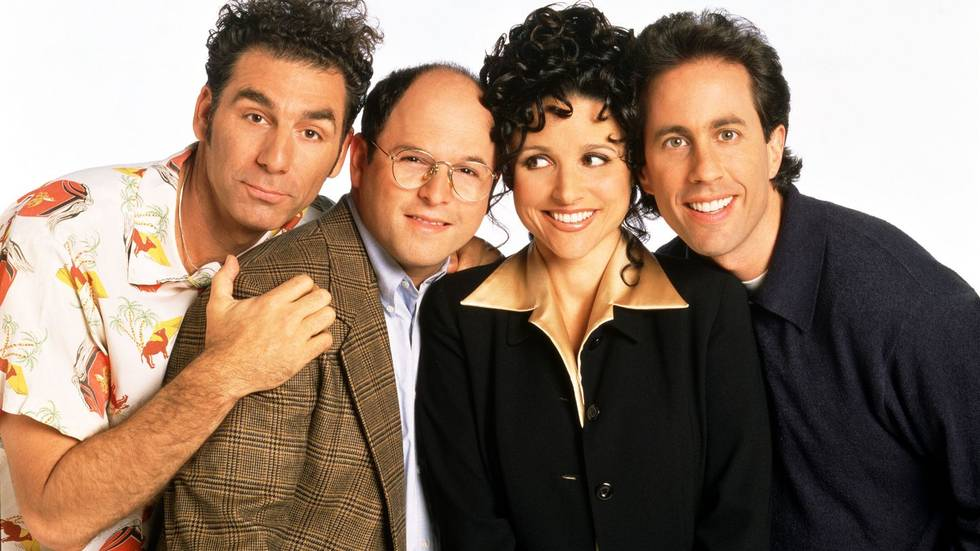 a review of the opinion of seinfeld as a show about nothing in jay mcinerneys article is seinfeld th