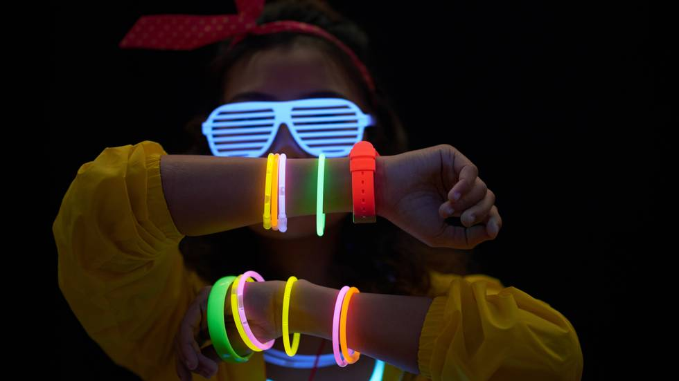 Neon-party i helga? Det får du hos The Mint.                       (Foto: Shutterstock)