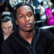 FILE PHOTO: U.S. rapper A$AP Rocky attends the Alexander Wang Spring/Summer 2013 collection during New York Fashion Week, September 8, 2012. REUTERS/Andrew Burton/File Photo                      (Foto: Andrew Burton)
