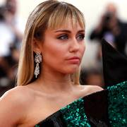 Metropolitan Museum of Art Costume Institute Gala - Met Gala - Camp: Notes on Fashion- Arrivals - New York City, U.S. – May 6, 2019 - JMiley Cyrus. REUTERS/Andrew Kelly Miley Cyrus                       (Foto: ANDREW KELLY REUTERS/Andrew Kelly)