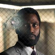 This image released by Warner Bros. Entertainment shows John David Washington in a scene from