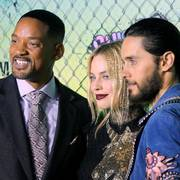 Cast members (L-R) Will Smith, Margot Robbie and Jared Leto attend the world premiere of Suicide Squad in Manhattan, New York, U.S., August 1, 2016.  REUTERS/Andrew Kelly                        (Foto: ANDREW KELLY)