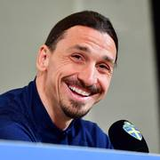 Soccer Football - FIFA World Cup - UEFA Qualifiers - Sweden Press Conference - Friends Arena, Stockholm, Sweden - March 22, 2021