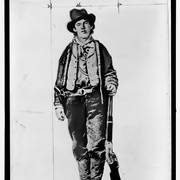 Henry McCarty, a.k.a. Billy the Kid, is pictured in this undated photograph obtained by Reuters on December 16, 2010. Billy the Kid, the Wild West outlaw who is reputed to have killed 21 men and whose exploits have been widely chronicled in U.S. popular culture, is under consideration for a pardon. New Mexico Governor Bill Richardson said on Thursday he was reviewing a pardon petition based on the widespread belief that New Mexico territorial Governor Lew Wallace promised the 19th century gunman a pardon in exchange for his testimony in a murder trial. REUTERS/Library of Congress/Handout (UNITED STATES - Tags: SOCIETY) FOR EDITORIAL USE ONLY. NOT FOR SALE FOR MARKETING OR ADVERTISING CAMPAIGNS. THIS IMAGE HAS BEEN SUPPLIED BY A THIRD PARTY. IT IS DISTRIBUTED, EXACTLY AS RECEIVED BY REUTERS, AS A SERVICE TO CLIENTS                      (Foto: HO)