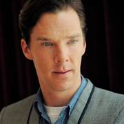 FILE - This Sept. 8, 2013 file photo shows actor Benedict Cumberbatch at the 2013 Toronto International Film Festival.  The BBC confirmed Saturday, Oct. 24, 2015 that filming on a fourth series of hit detective drama